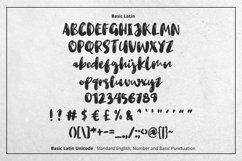 Soneta Font Product Image 2