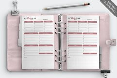 Printable Daily Work Planner Product Image 4
