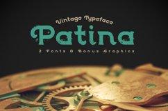 Patina font Product Image 1