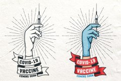 Vaccination Logos and Illustrations Product Image 3