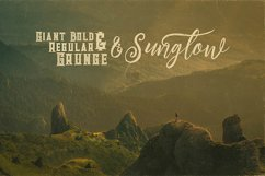 Sunglow Font Duo Product Image 2