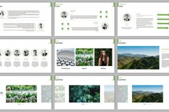 Clarity Company Minimal PowerPoint Template Product Image 2