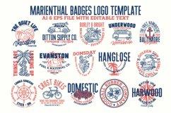 Marienthal Font Bundle Extras! Product Image 2