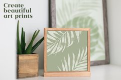 Hand-Drawn Botanical Silhouette Illustrations Product Image 5