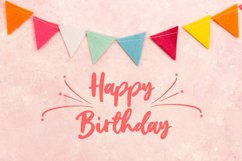 Homeday - Lovely Handrawn Font Product Image 4