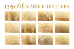 Gold marble texture background Product Image 5