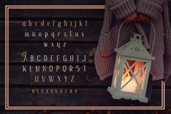 Web Font Candle Light Product Image 2
