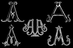 Victorian Alphabets Pack 3A Product Image 2