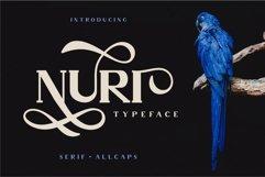 Nuri Typeface Product Image 1