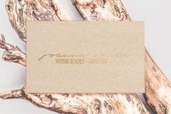 Serene Beauty Handwritten Font Duo Product Image 4