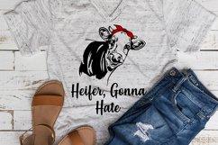 Heifer SVG Bundle, not today heifer svg, heifer please svg Product Image 5