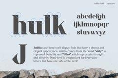 Julitho Fonts Product Image 3