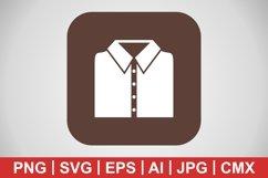 Vector School Shirt Icon Product Image 1
