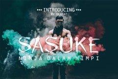 SASUKE Product Image 1
