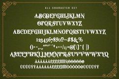 Miztar - Victorian Style Font Product Image 14
