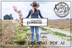 Farmhouse Bundle | 24 Rustic Farmhouse SVG Designs Product Image 6