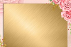 42 Antique Gold Metallic Texture Papers Product Image 3