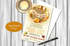 Watercolor Thanksgiving Clipart - Horn of Plenty, PNG Product Image 2