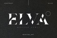 Elva | Modern Serif Product Image 1