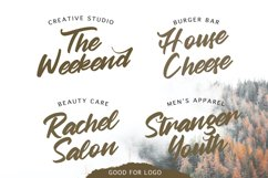 Betty Finty - Modern Script Font Product Image 3