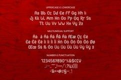 Web Font Abothil Font Product Image 3