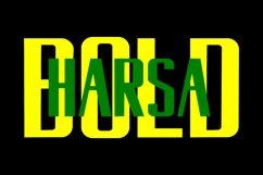 Harsa Bold Product Image 1