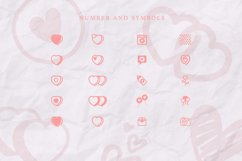 Web Font Hearty Product Image 5
