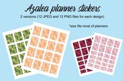 Azalea stickers Product Image 1