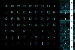 Tenro Display Font Product Image 3