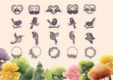 The Sweet Surprise SVG Bundle Product Image 4
