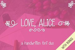 Love Alice Product Image 1