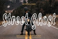 Street Ghost Product Image 1