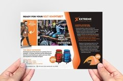Sports Outlet Flyer Template Product Image 3