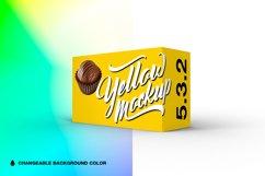 5.3.2 Simple 3D Box Mockup PSD Product Image 1