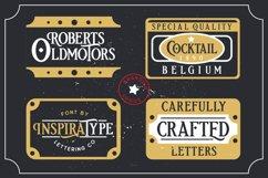Etherion - Vintage Display font Product Image 4
