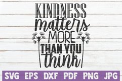 Kindness Matters More Than You Think Product Image 1