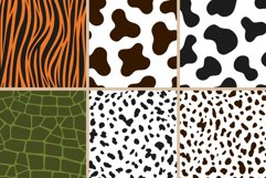Animal Print Seamless Patterns Product Image 6