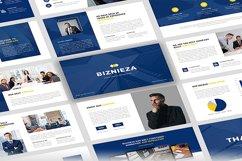 Biznieza - Company Profile Powerpoint Template Product Image 1