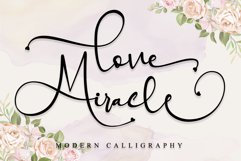 Love Miracle Product Image 1
