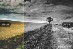 Black & White Photoshop Actions Product Image 4