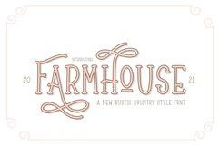 Farmhouse Font Product Image 1
