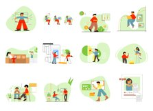 Online Shopping Web Illustrations Product Image 2