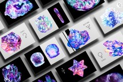 Minerals and space. Astrology set Product Image 2