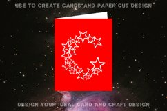 Simply Stars - Alphabets Star Font For Crafters Product Image 2