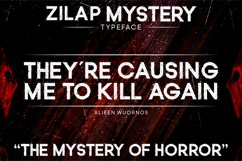 ZILAP MISTERY Product Image 2