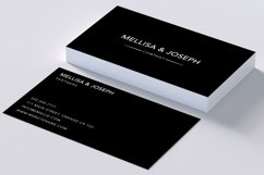Classy company business card Product Image 3