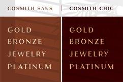Cosmith | Elegant Sans Serif Font Product Image 4