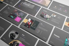 Noxi Filmmaker Keynote Template Product Image 4