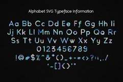 Velocity SVG Font Product Image 4