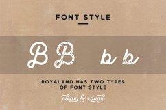 Royaland Font Product Image 2